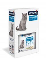 ADVANCE CAT STERILISED KIT 400g