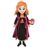 Beanie Buddies Lic Disney Frozen 2 ANNA, 40 cm - princezna se zvukem