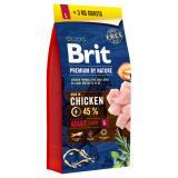 Brit Premium by Nature Adult L 15 3 kg ZDARMA