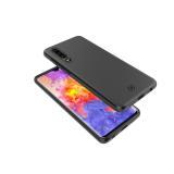 CELLY GHOSTSKIN Zadní magnetický kryt pro Huawei P30, černý