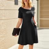 Dámské letní šaty Miryn - černé
