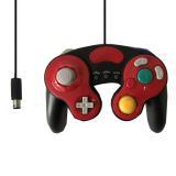 Herní ovladač pro Nintendo GameCube - 4 barvy Barva: červená