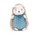 INGENUITY Hračka plyšová pískací Farrow ™ ježek 0 m   modrá