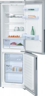 Kombinovaná lednice s mrazákem dole bosch kgv 36vl32, a   použité