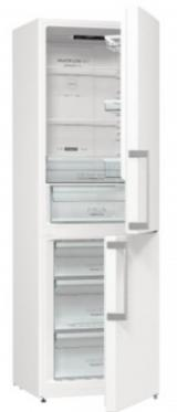 Kombinovaná lednice s mrazákem dole gorenje nrk6192ew5f, a
