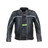 Kožená Moto Bunda W-Tec Mathal  Černá  3Xl 3XL