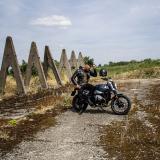 Kožená Moto Bunda W-Tec Mathal  Černá  4Xl 4XL