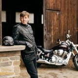 Letní Kožené Moto Rukavice W-Tec Nyarra Nf-4150  Šedá  L L