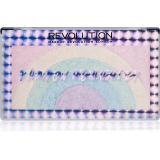 Makeup Revolution Rainbow rozjasňovač 10 g dámské 10 g