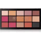 Makeup Revolution Reloaded paleta očních stínů odstín Iconic Vitality 15 x 1,1 g dámské 15 x 1,1 g