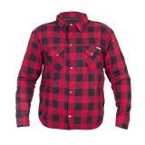 Moto Košile W-Tec Terchis  Xl  Červená XL