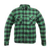 Moto Košile W-Tec Terchis  Zelená  L L