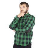 Moto Košile W-Tec Terchis  Zelená  M M