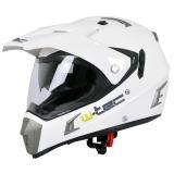 Moto Přilba W-Tec Nk-311  White Shine  Xs
