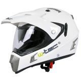 Moto Přilba W-Tec Nk-311  White Shine  Xxl