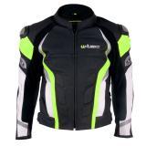 Pánská Kožená Moto Bunda W-Tec Velocity  Černo-Modrá  Xl XL