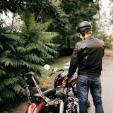 Pánská Moto Bunda W-Tec Taggy New  Matně Černá  3Xl 3XL