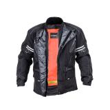 Pánská Softshellová Moto Bunda W-Tec Rokosh Gs-1758  Černá  Wl WL