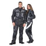 Pánské Moto Kalhoty W-Tec Kaluzza Gs-1614  Černá  3Xl 3XL
