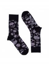 Ponožky Represent doom pánské černá 35-38