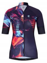 Quest Funkční tričko Liquid Fialová Race Fit dámské S