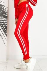 Red LAMI womens sweatpants UY0641 dámské Neurčeno S