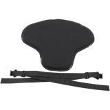 Saddlemen Low-Profile Seat Pad Soft Strech Universal Saddlegel Black