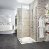 Sprchové dveře 90x195 cm Roth Limaya Line chrom lesklý 1135008244