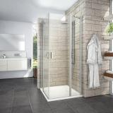 Sprchové dveře 90x195 cm Roth Limaya Line chrom lesklý 1135008255