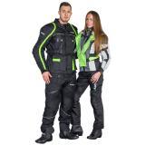 Unisex Motocyklové Kalhoty W-Tec Mihos New  Černá  3Xl 3XL