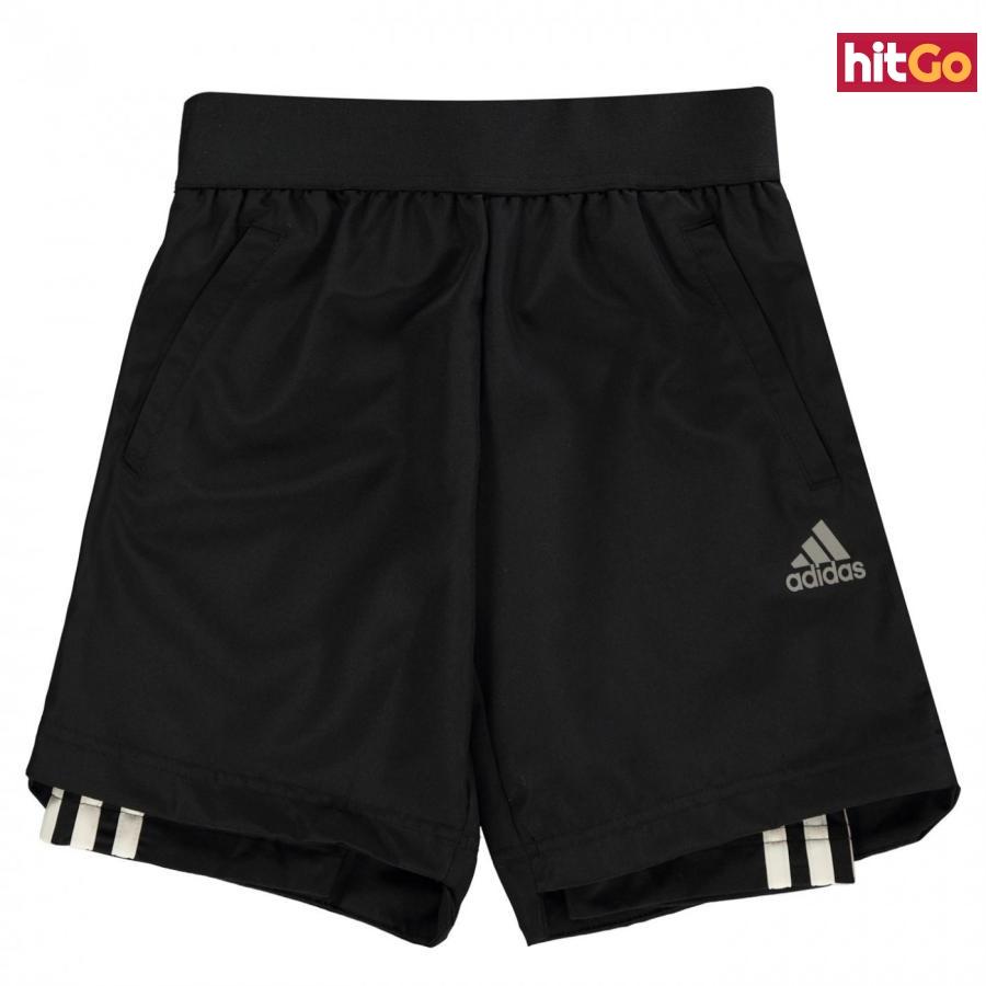 Adidas 2in1 Football Shorts Junior Boys pánské Other 9-10 Y