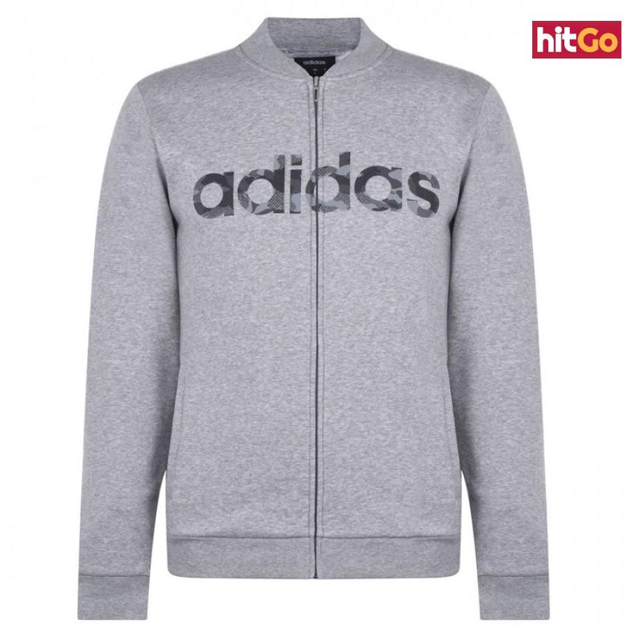 Adidas Linear Tracksuit Jacket Mens pánské Other XXL