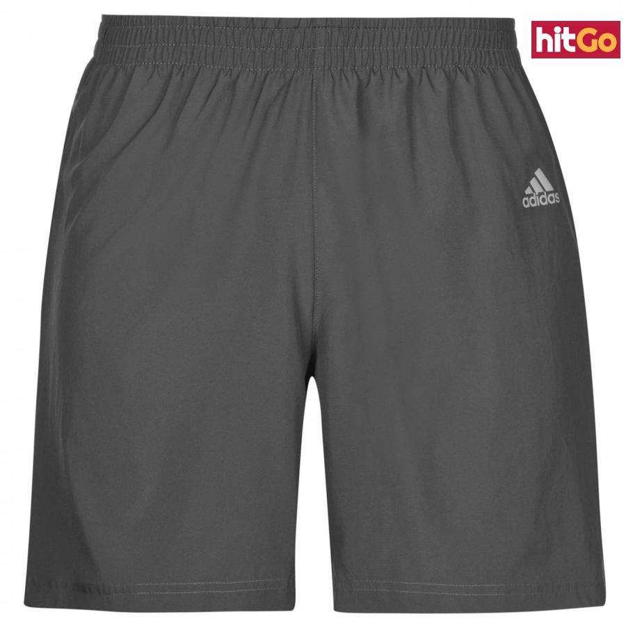Adidas Own The Run Shorts Mens pánské Grey M