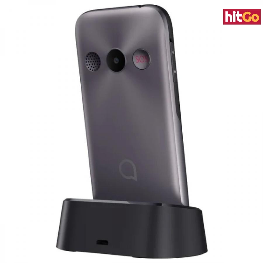 Alcatel 2019G Metallic Gray