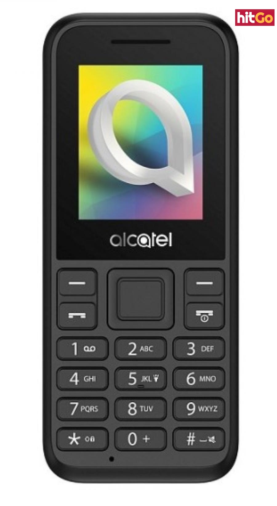 Alcatel One Touch 1066G Black