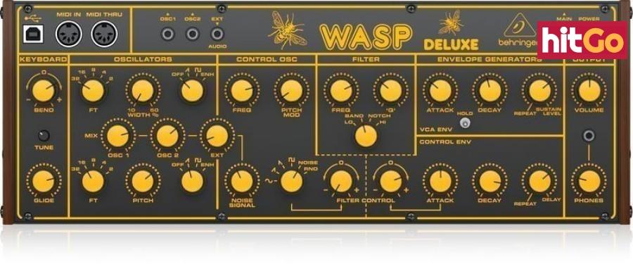 Behringer Wasp Deluxe Black