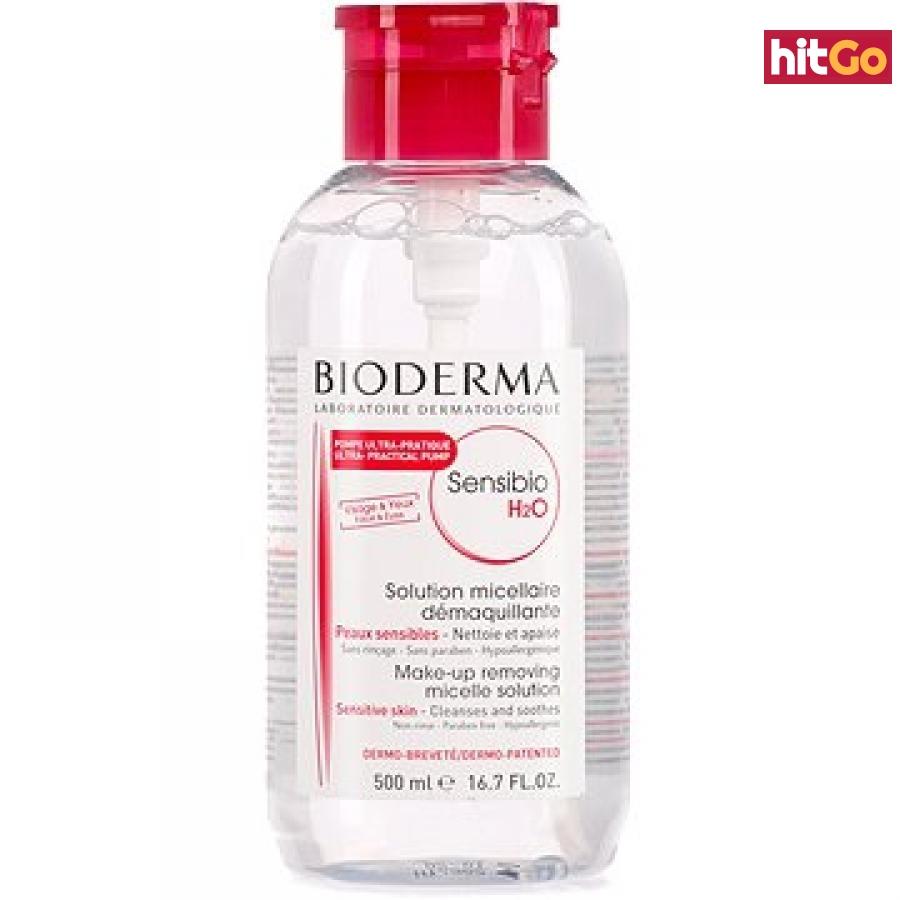 BIODERMA Sensibio H2O Solution Micellaire Pump 500 ml
