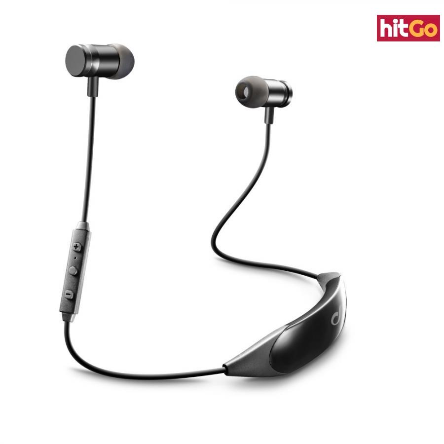 Bluetooth In-Ear sluchátka CELLULARLINE COLLAR LIGHT black