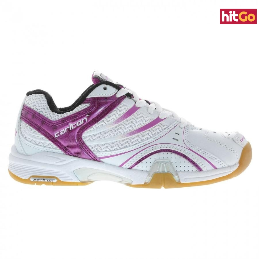 Carlton Airblade Lite Ladies Court Shoes dámské bílá   White   White 42