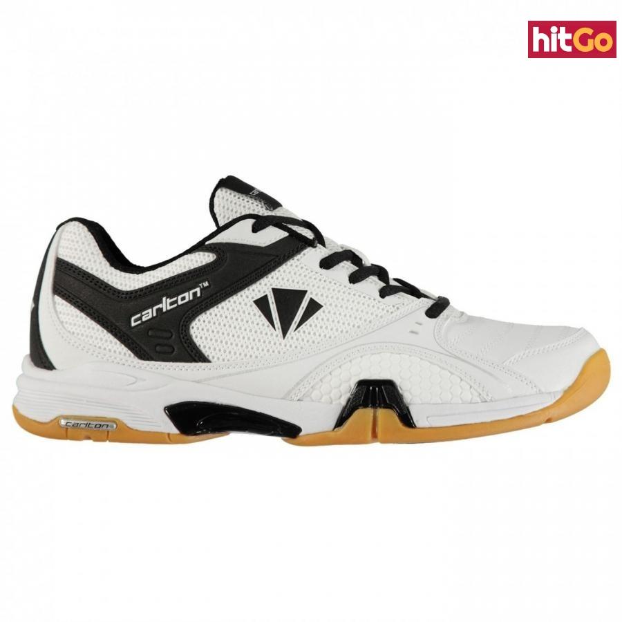 Carlton Airblade Tour Mens Court Shoes pánské White | White Mens footwear