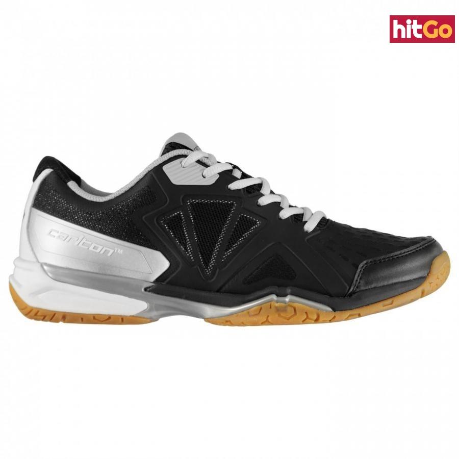 Carlton Xelerate Lite Mens Badminton Shoes pánské Black 44.5