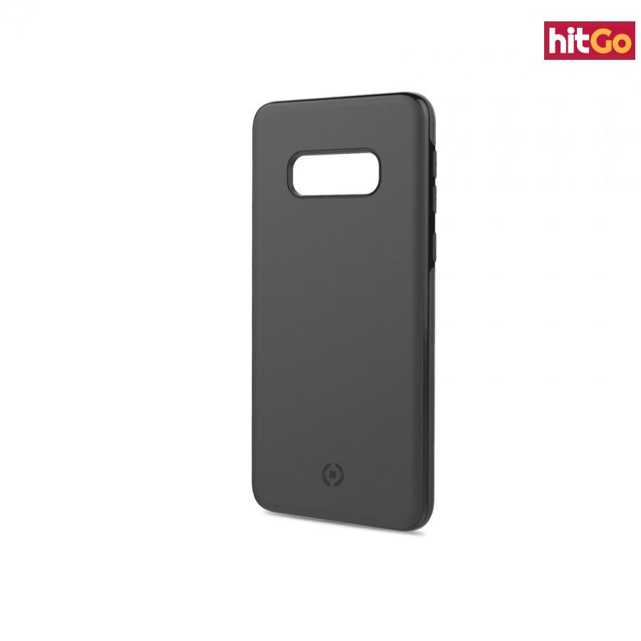 CELLY GHOSTSKIN Zadní magnetický kryt pro Samsung Galaxy S10e, černý
