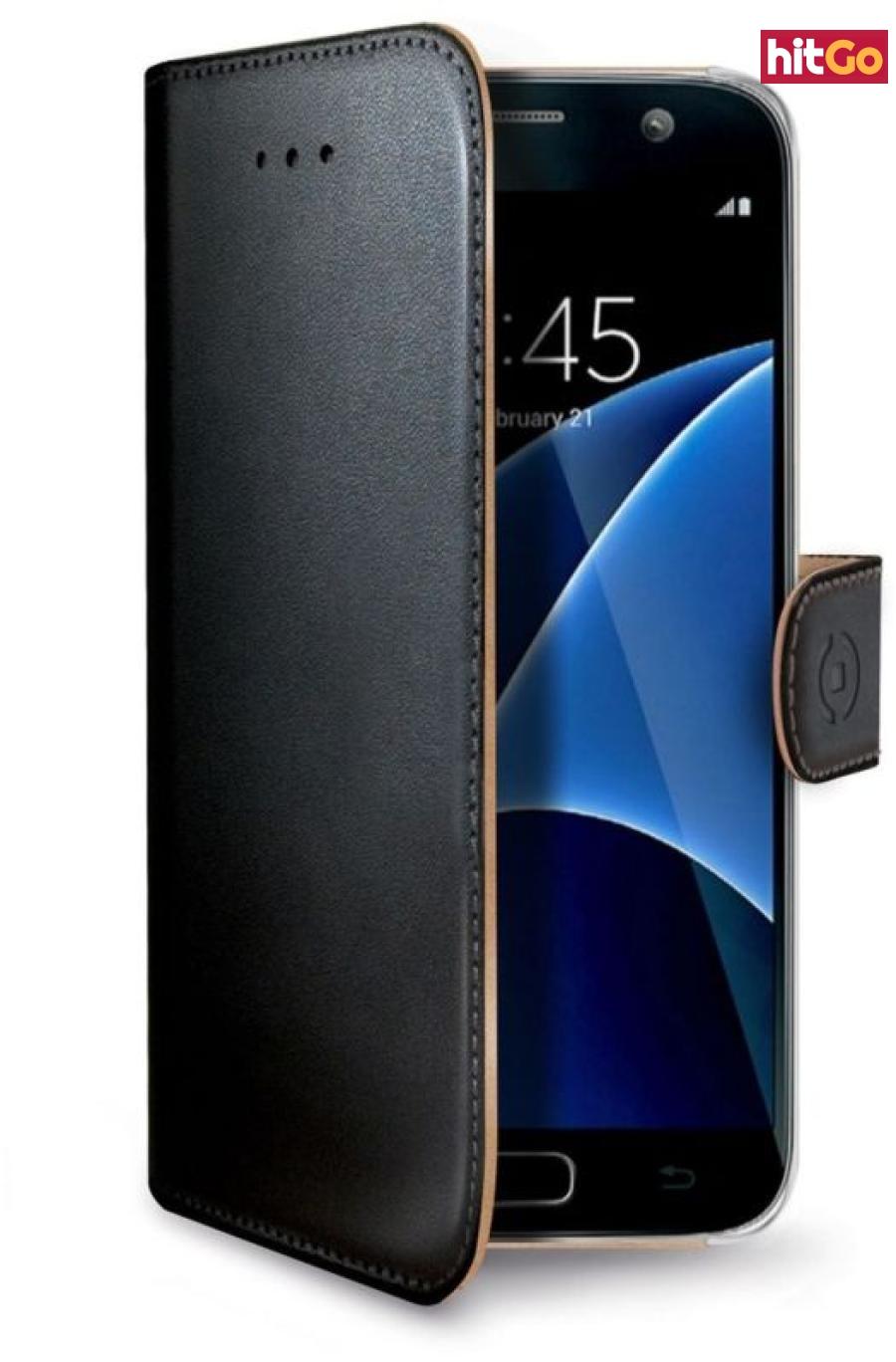 CELLY Wally flipové pouzdro pro Huawei P20 black