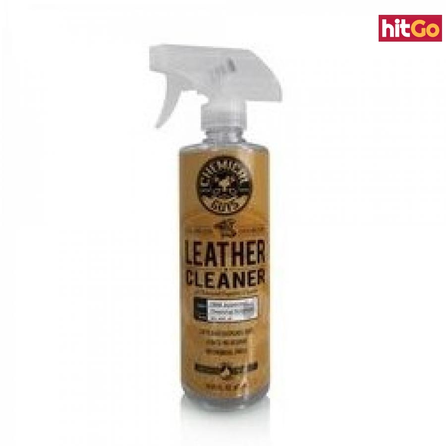 Chemical Guys Leather Cleaner