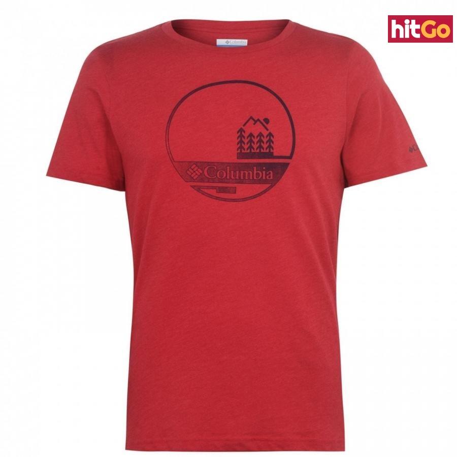 Columbia Bluff T Shirt Mens pánské Other XL