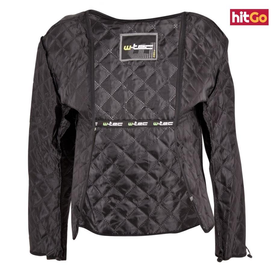 Dámská Moto Bunda W-Tec Lucina  Černo-Bílá  Xl XL
