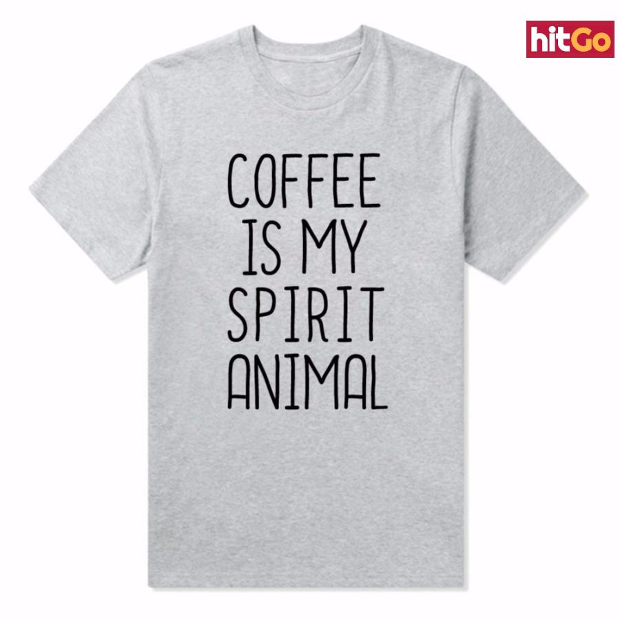 Dámské tričko pro milovnice kávy - 3 barvy Barva: bílá, Velikost: L