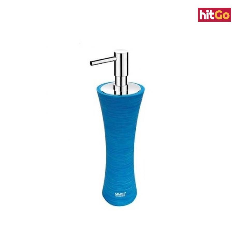 Dávkovač mýdla Nimco Atri modrá AT 5031-60 modrá Modrá
