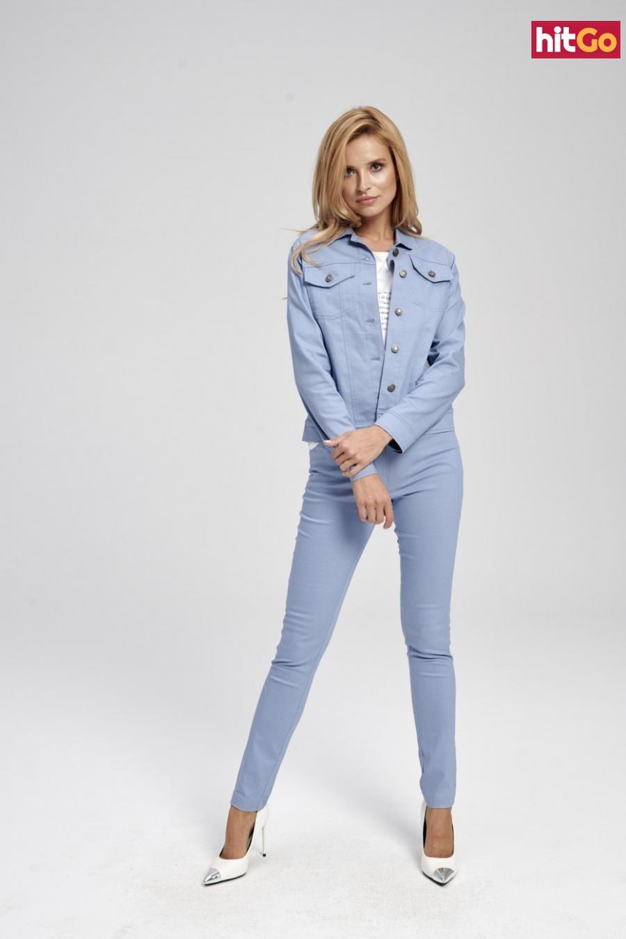 Ezuri Womans Jacket 5725-09 dámské Blue 40
