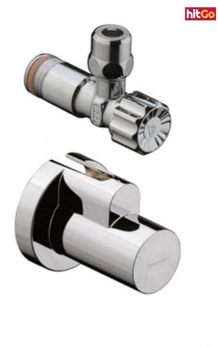 Hansgrohe Rohové ventily Rohový ventil s krytkou, chrom 13954000